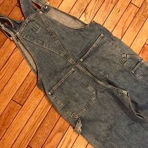 VINTAGE GAP Cargo Carpenter Overalls